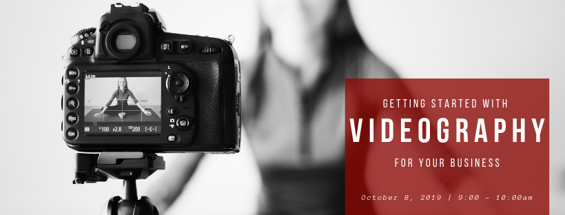10.8.19 Getting Started With Video (Title)